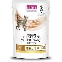 Purina Pro Plan Veterinary Diets Pouch NF St/Ox Renal Function с курицей, 85 гр
