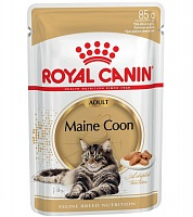 Royal Canin Pouch Maine Coon Adult в соусе, 85 гр