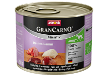 Animonda GranCarno Sensitiv Adult Dog с ягнёнком, 200 гр
