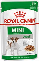 Royal Canin Pouch Mini Adult в соусе, 85 гр