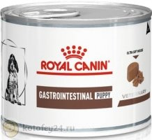Royal Canin Veterinary Diet Gastrointestinal Puppy мусс, 195 гр