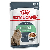Royal Canin Pouch Digest Sensitive в соусе, 85 гр