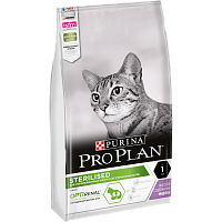 Purina Pro Plan OptiRenal Sterilised с индейкой