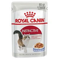 Royal Canin Pouch Instinctive в желе, 85 гр