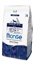 Monge Daily Line Medium Adult Dog