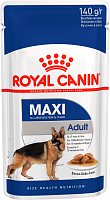 Royal Canin Pouch Maxi Adult в соусе, 140 гр