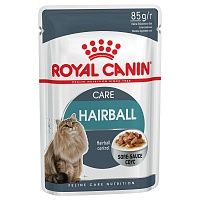 Royal Canin Pouch Hairball Care в соусе, 85 гр