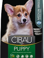 Cibau Puppy Medium с курицей