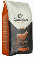 Canagan Dog Grain Free Grass Fed Lamb All Breeds All Life Stages с ягнёнком