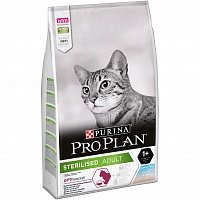 Purina Pro Plan OptiSavour Sterilised с треской и форелью