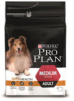 Purina Pro Plan Medium Adult с курицей