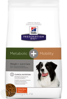 Hill's Prescription Diet Metabolic + Mobility Original Canine, 12 кг