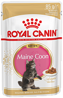 Royal Canin Pouch Maine Coon Kitten в соусе, 85 гр